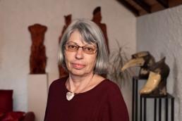 Portrait der Künstlerin Elke Mauz