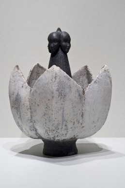 Elke Mauz Rakubrand Keramik Brenntechnik