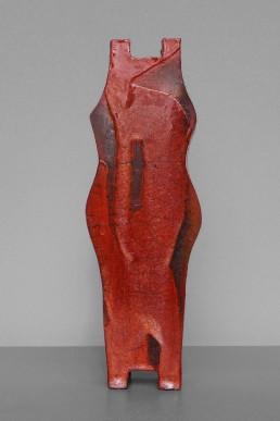 Elke Mauz Rakubrand Keramik Vasen